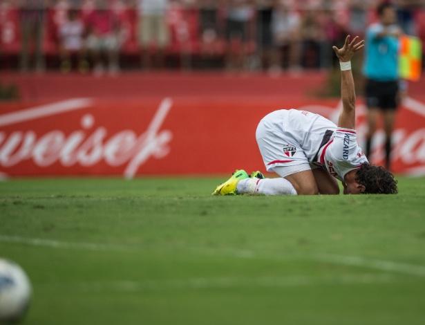 Publicado dia 15-07-2014 Pato perde espaço e vira Copa como 5ª opção do  ataque do São Paulo Continue lendo. 2386b1ad80e0a